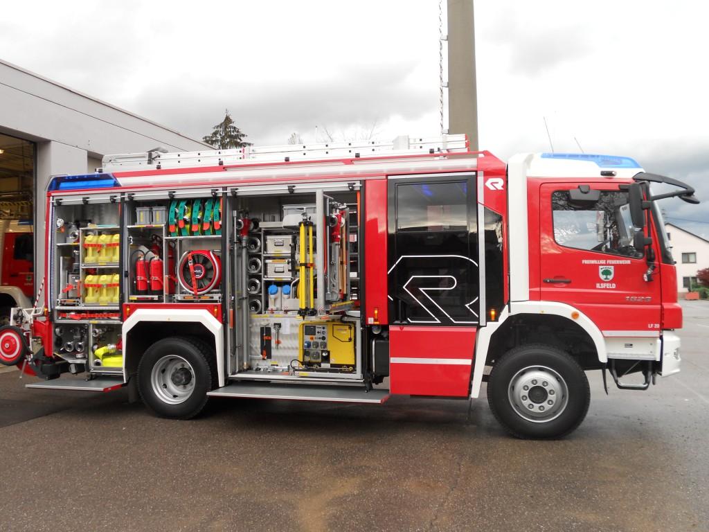 Lf 20 Freiwillige Feuerwehr